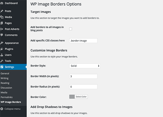 wpimageborders-settings