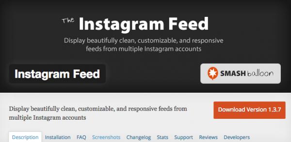 Instagram-Feed