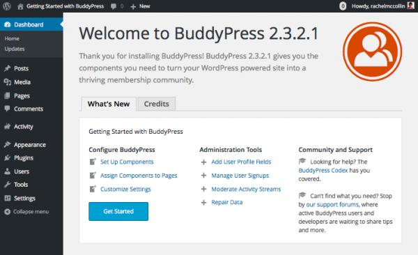 buddypress-welcome-screen