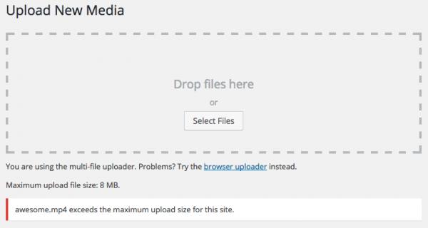 max-upload-size