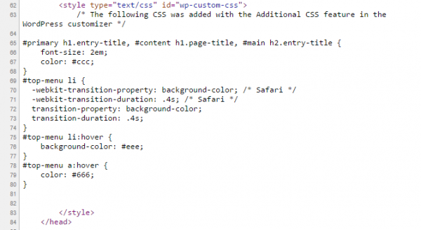 custom-css-added-to-html