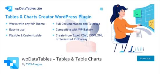 7 наилучших плагинов для визуализации данных в WordPress (вывод диаграмм, инфографики)